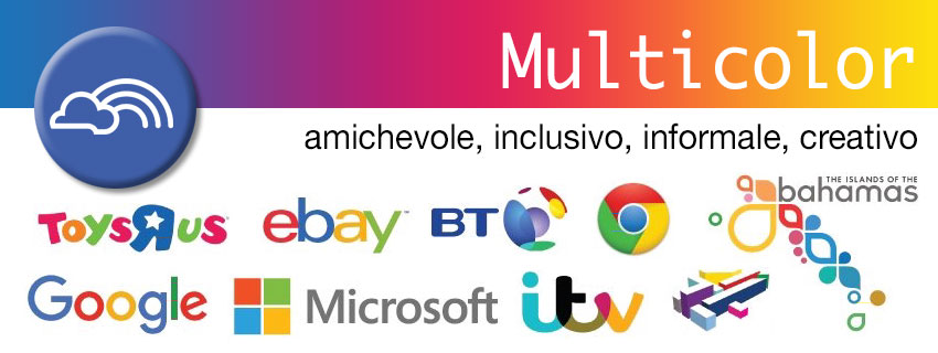 Mutlicolor - colori nel marketing